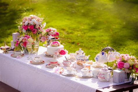 Get This Look: Bridal Shower Tea Party Inspiration Shoot