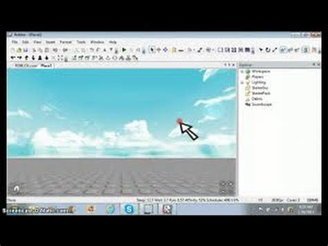 Roblox Studio- Changing the skybox color/ Add skybox id