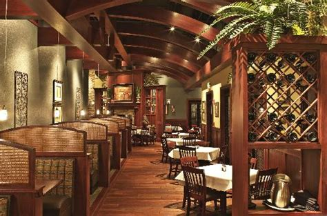 Connors Dining Room - Picture of Connors Steak & Seafood