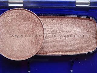 :: Dupe for MAC's All That Glitters : CoverGirl's Mink