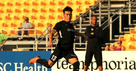 Beyond the Touchline: An interview with Battery midfielder