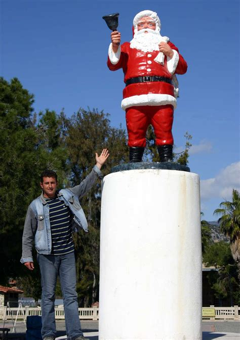 Santa Claus is real — but he's also dead, archaeologists