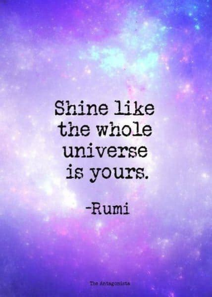 35 Rumi Quotes on Life, Dreams and Trust: So Inspirational