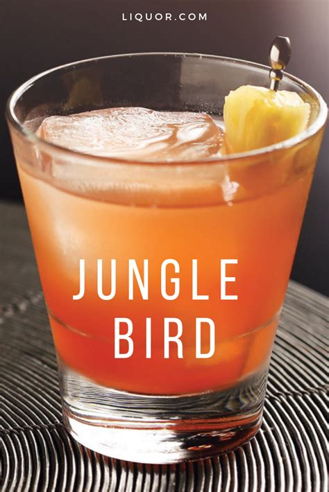 Jungle Bird   Recipe (With images)   Alcoholic cocktail