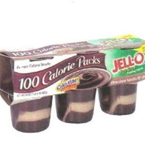 Jell-O - 100 Calorie Pack Pudding Snacks Reviews