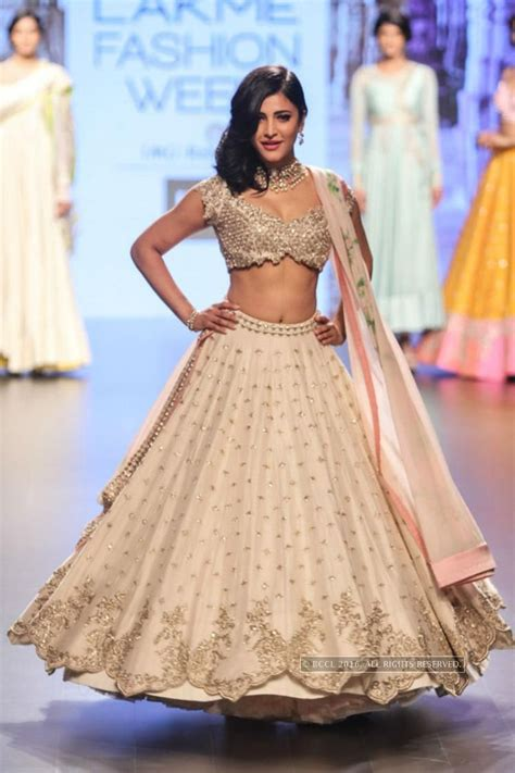 LFW '16 Day 3: Anushree Reddy   Indian outfits, Bridal