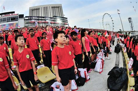 Singapore's National Day - 2021 Date, Parade, Speech