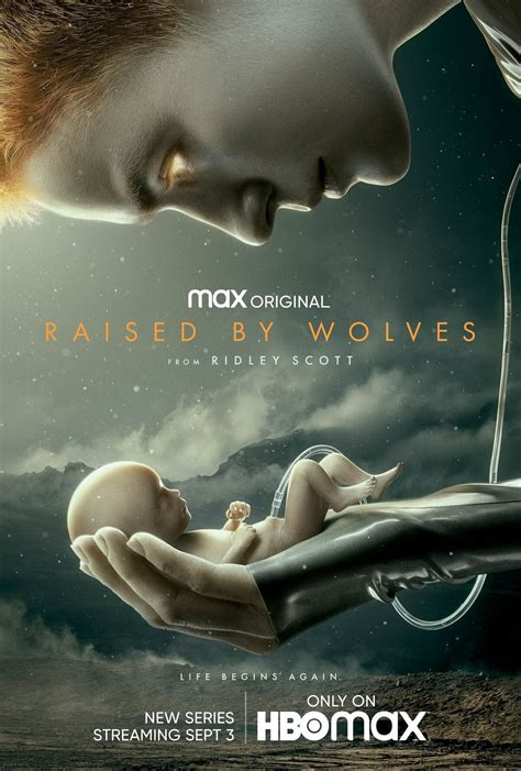 'Raised by Wolves' Releases an Official Trailer and Poster