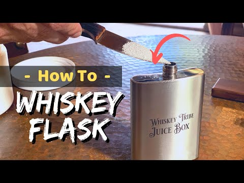 Gsi Outdoors Glacier Stainless 6oz Hip Flask 66106