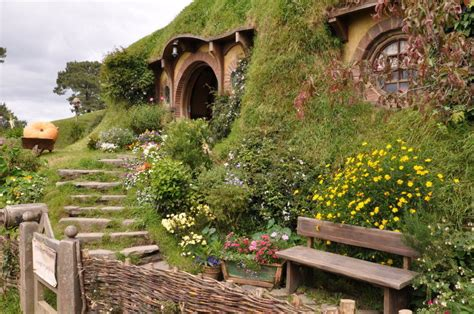 Hobbiton - Our walk through the Shire in New Zealand