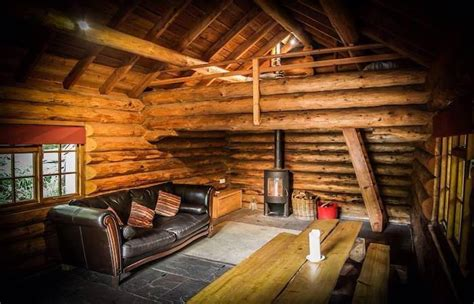 Shank Wood – Lake District Log Cabin with hot tub