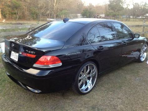 Sell used 2004 bmw 745i (NO Reserve) in Banner Elk, North