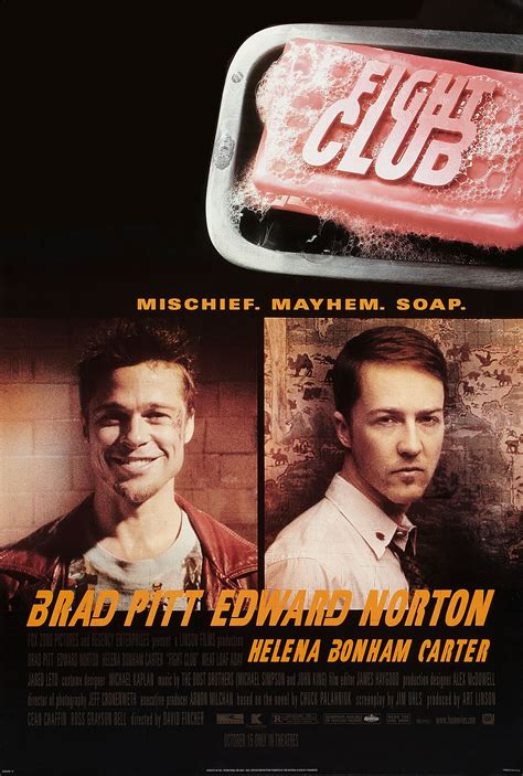 '90s Throwback Movie Review: Fight Club (1999) – The Reflector