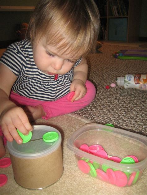 Activities for Toddlers: Before the Small Manipulatives