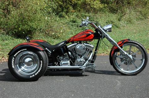 Find NEW TRIKE SOFTAIL CHOPPER FRAME ROLLING CHASSIS