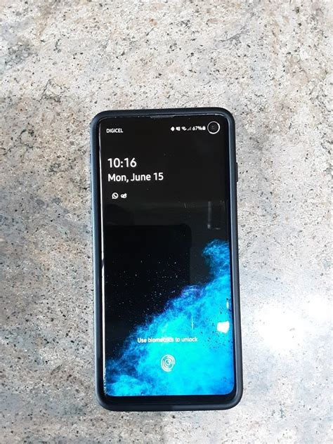 Samsung Galaxy S10 for sale in Hope Pastures Kingston St