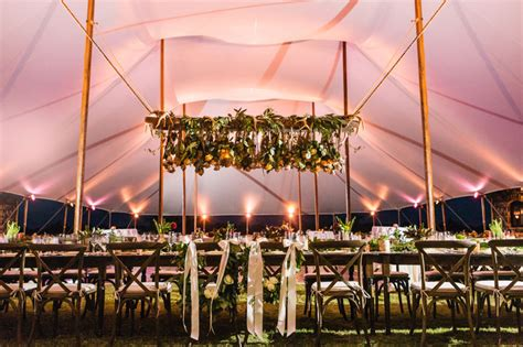Tent and Sailcloth Tent Lighting Ideas | Goodwin Events