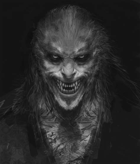 Why Fenrir Greyback was the creepiest villain in the Harry