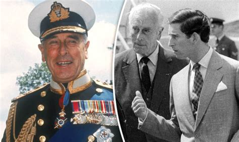 The Royal House of Windsor: Who is Lord Mountbatten