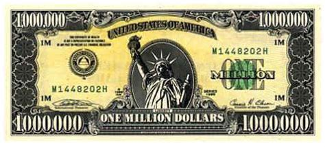 How to Make 1,000,000 Dollars Per Day, Week, Month, Year?