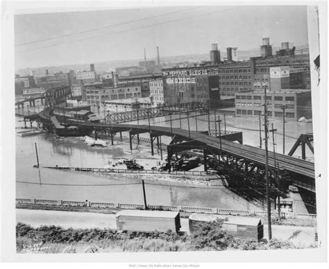 How Floods Shaped The Kansas City We Know Today   KCUR