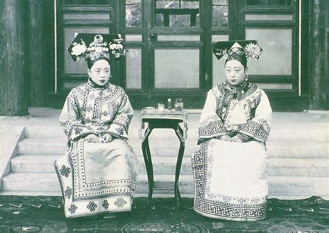 167#Chinese old photos   These are Chinese last royal