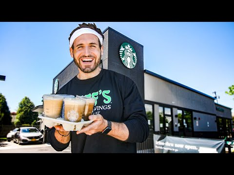 Starbucks Is Selling A Keto White Drink And People Are