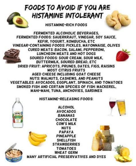 Histamine Intolerance - Could You Be Affected - Fit Tip Daily