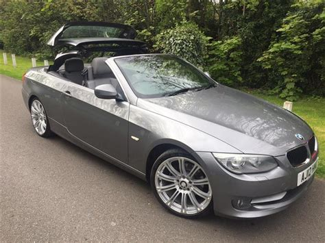 Classic BMW 3 SERIES (E93) 320D SE Convertible 2012 for