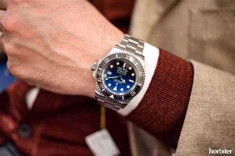 Rolex Deepsea 126660: redesigned and with new caliber 3235