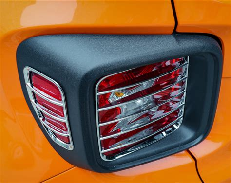 For 2016-2019 Jeep Renegade Car Rear Tail Light Lamp