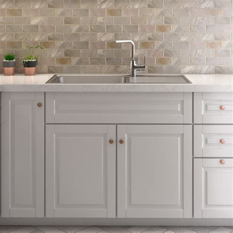 Kohler Hone Stainless Steel Sink with Draining Board and