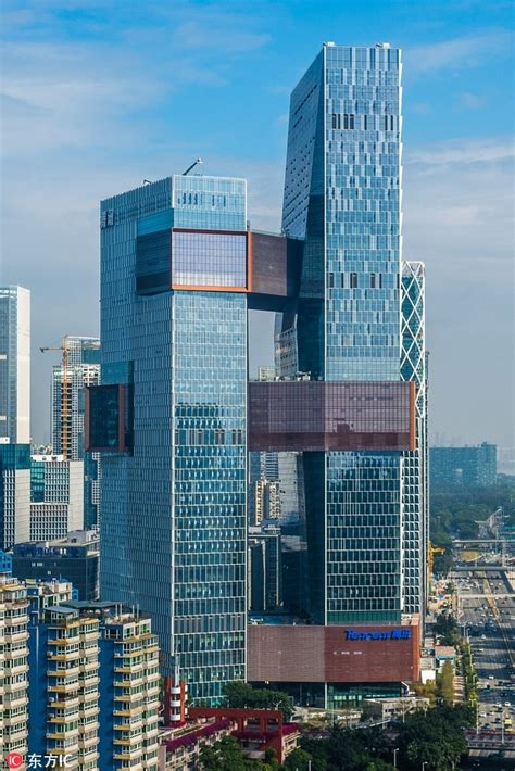 Tencent Seafront Towers - Megaconstrucciones, Extreme