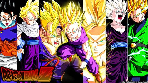 Ssj2 Gohan Wallpapers (71+ background pictures)