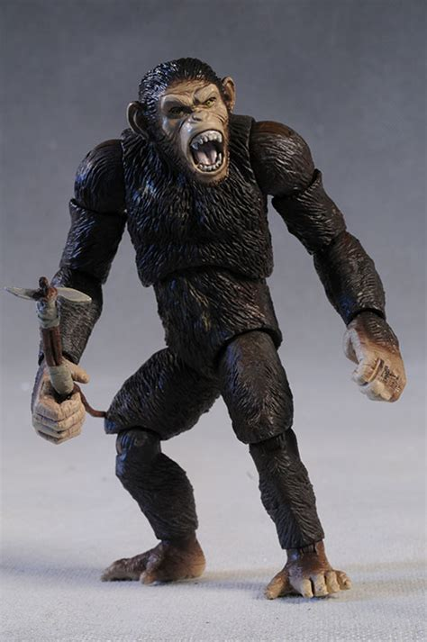 Rise of the Planet of the Apes Caesar action figure