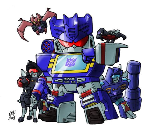Little Soundwave and Co