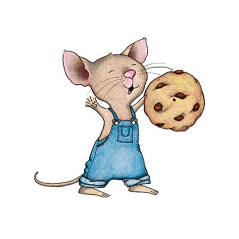 Mouse | Meet the Characters | MouseCookieBooks
