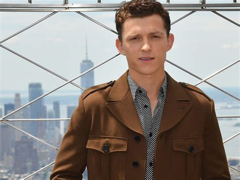 Tom Holland goes public with rumoured girlfriend Nadia