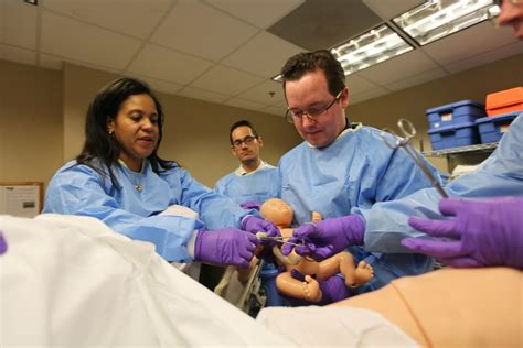 College of Medicine – Robot Mom Gives OB-GYN Students