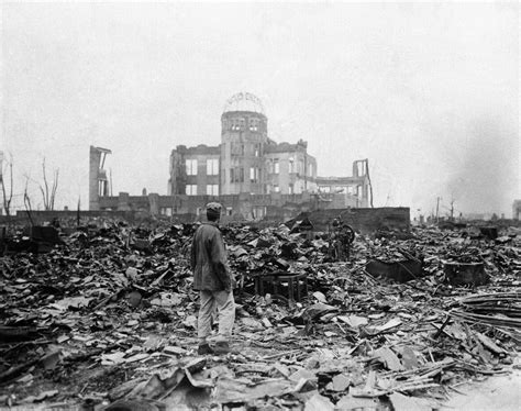 75 years ago today: First atomic bomb dropped on Hiroshima