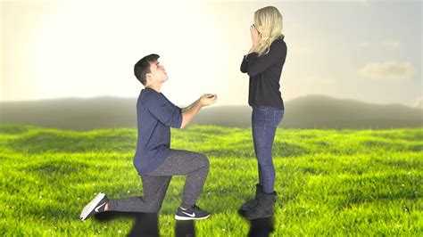 DO YOU WANT TO MARRY ME? (Q&A) - YouTube