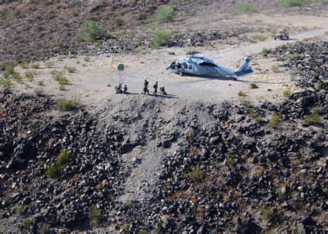 Red Flag-Rescue emphasizes high-end readiness | Desert