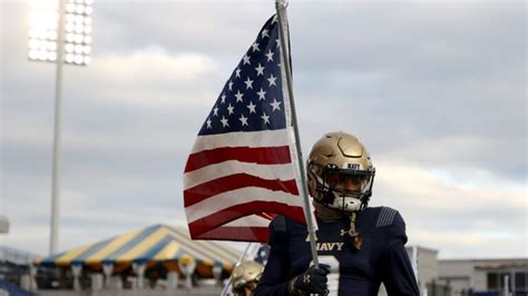 Why Navy's Cameron Kinley will attend Buccaneers training