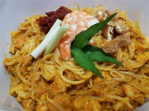 DR AUDRA'S DRY LAKSA GORENG - THERMOMIX