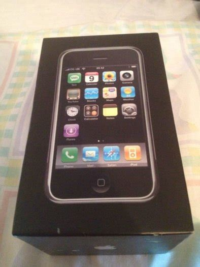 Iphone 2g Box Only For Sale in Drimnagh, Dublin from biohayzer