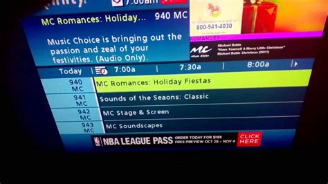 Christmas Music Has Offically Started on MusicChoice - YouTube