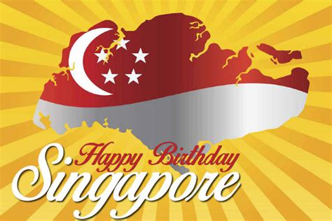Happy National Day Singapore! - Run Uncle Run