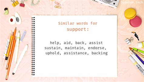 Support synonyms that belongs to phrasal verbs