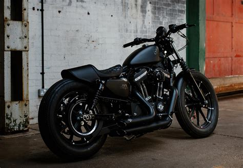 Mutt Motorcycles customise this Harley Iron 883   MCN