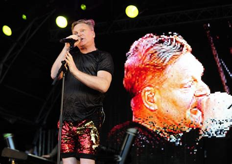 Andy Bell, Level 42, and many, many more, a who's who of